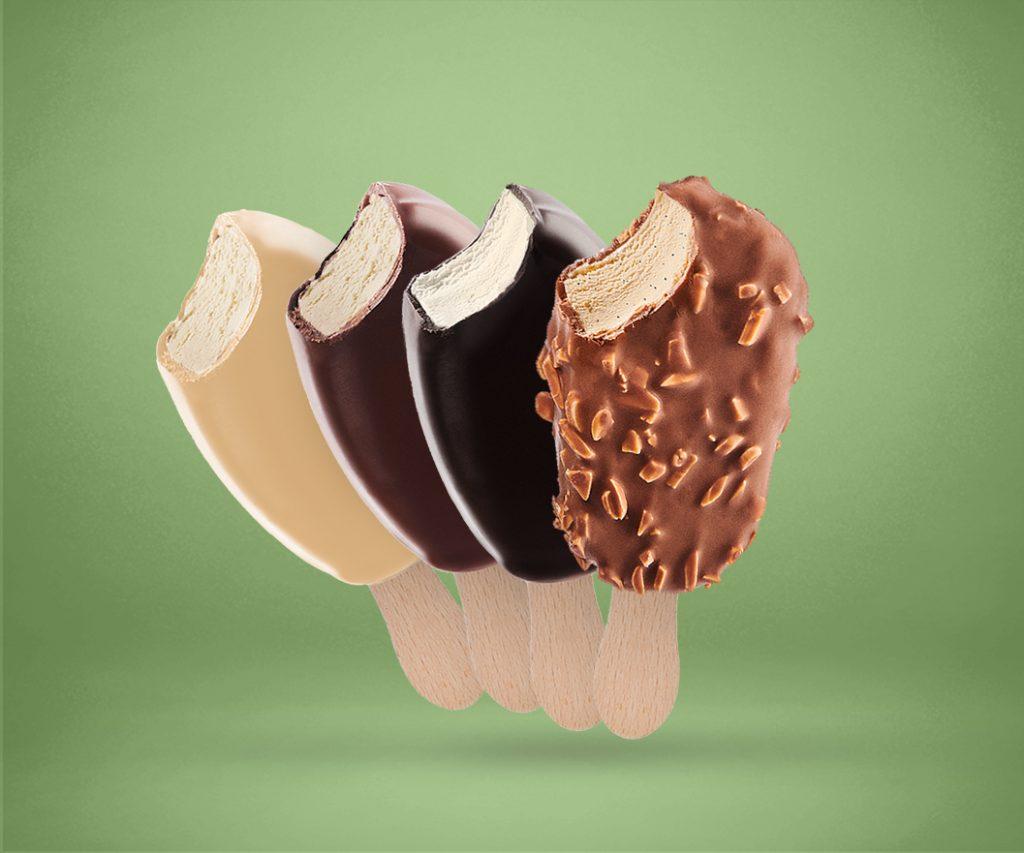 Mini Ice Cream Sticks Mix