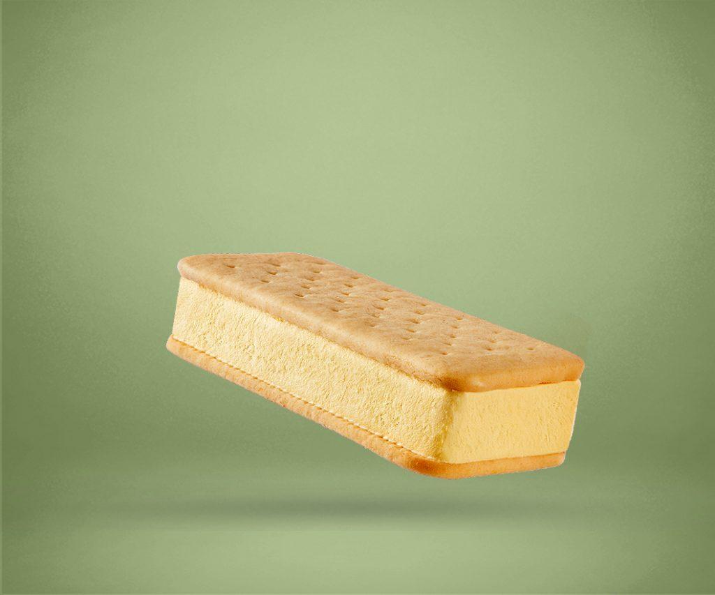 Vanilla Sandwich Ice Cream